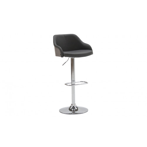 Fossil Bar Chair - Grey