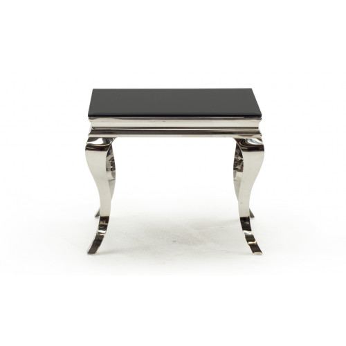 Louis End Table - Black