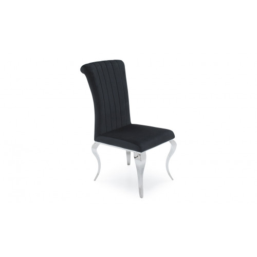 Nicole Dining Chair - Black