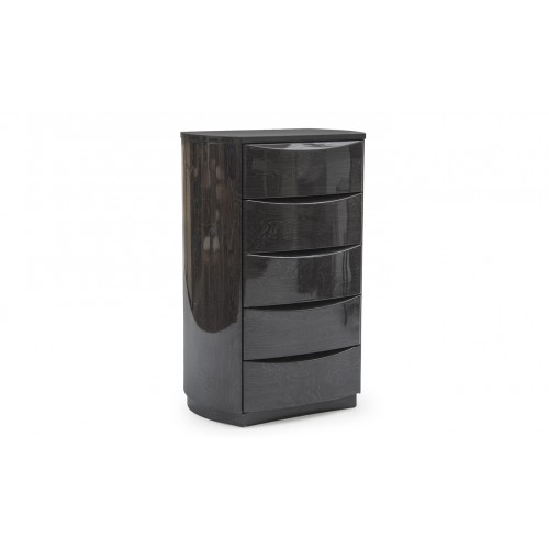 Movada Tall Chest - 5 Drawer