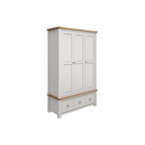 Amberly Wardrobe - 3 Door