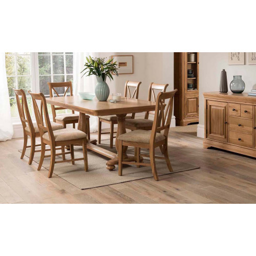 Carmen Extending Dining Table 1800/2300